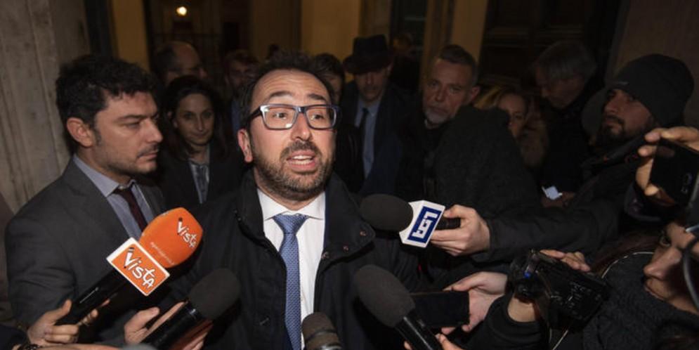 Il Ministro della Giustizia, Alfonso Bonafede