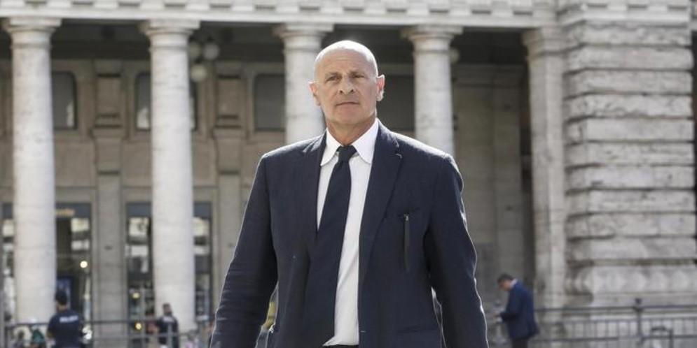 Il vicepresidente della Camera di Fratelli d'Italia, Fabio Rampelli