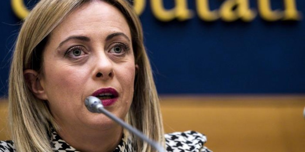 Giorgia Meloni, Presidente di Fratelli d'Italia