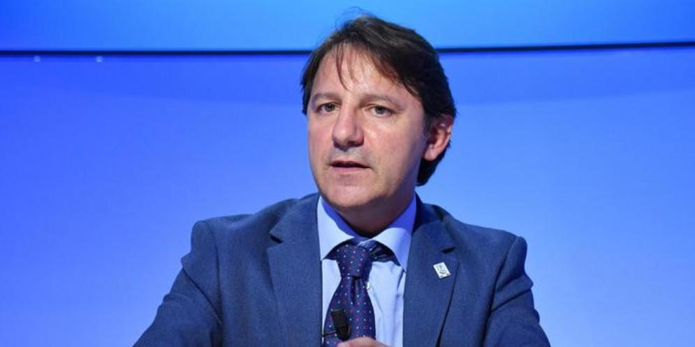 Il Presidente dell'INPS, Pasquale Tridico