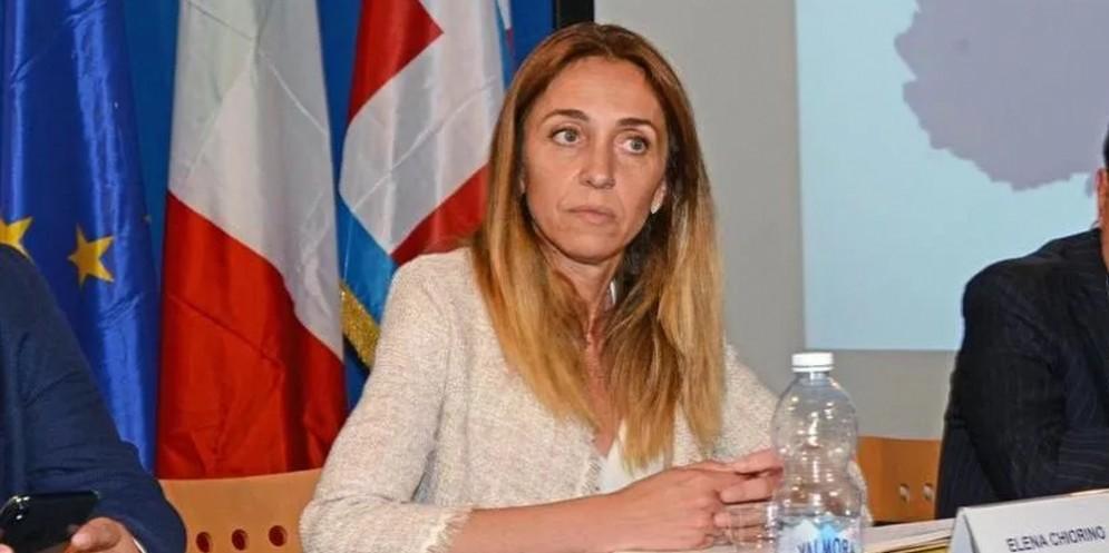 Elena Chiorino, Assessore al Lavoro e all'Istruzione della Giunta Piemontese