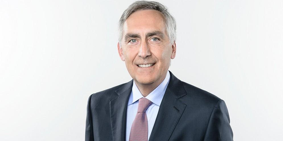 Peter Löscher, uno dei membri dell'advisory board