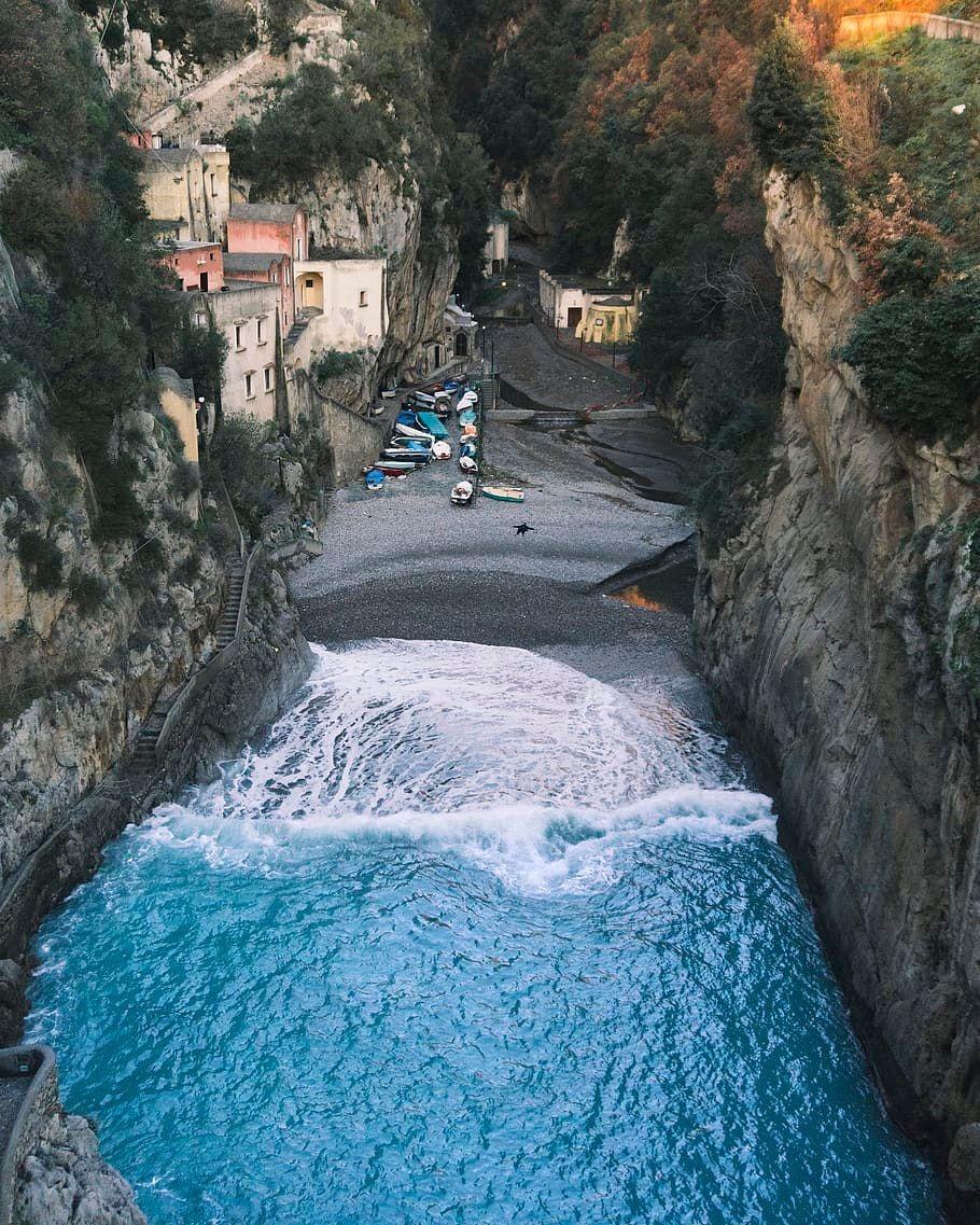 Fiordo di Furore (Salerno)