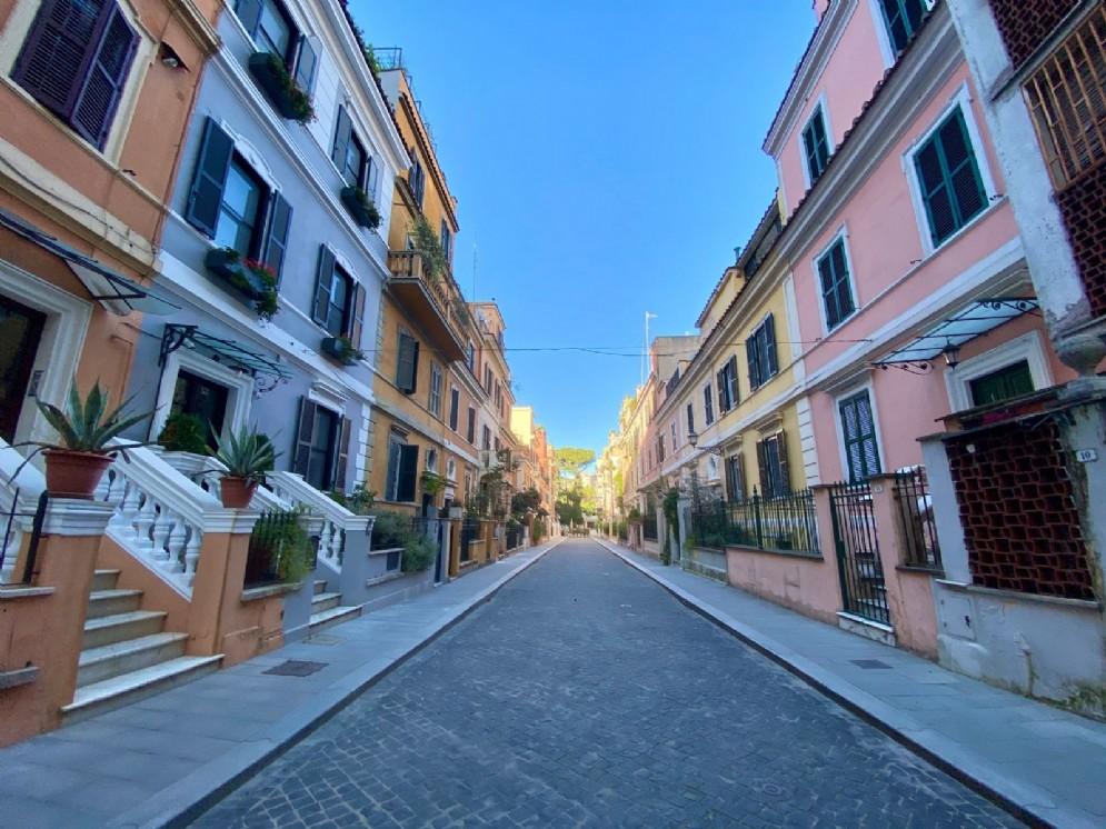 Quartiere Flaminio a Roma