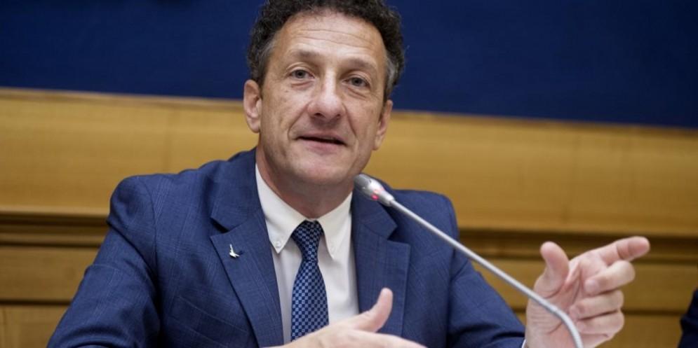 Alberto Gusmeroli, Deputato della Lega e vicepresidente della commissione Finanze della Camere