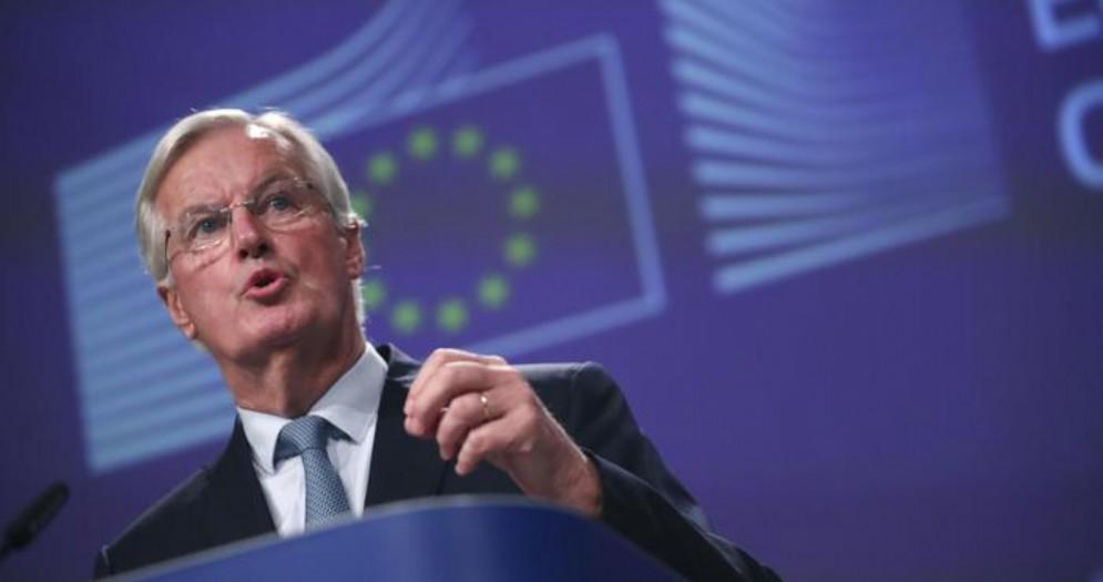 Michel Barnier, negoziatore capo dell'Unione europea per la Brexit