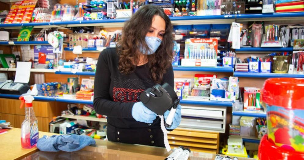 Ripresa post COVID-19: i negozi italiani recuperano il 70% dell'affluenza dei consumatori