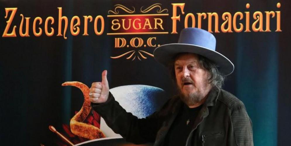 Zucchero «Sugar» Fornaciari ci accoglie nella sua estate con «Soul Mama»