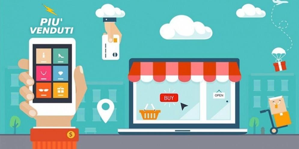 E-commerce PiuVenduti.it