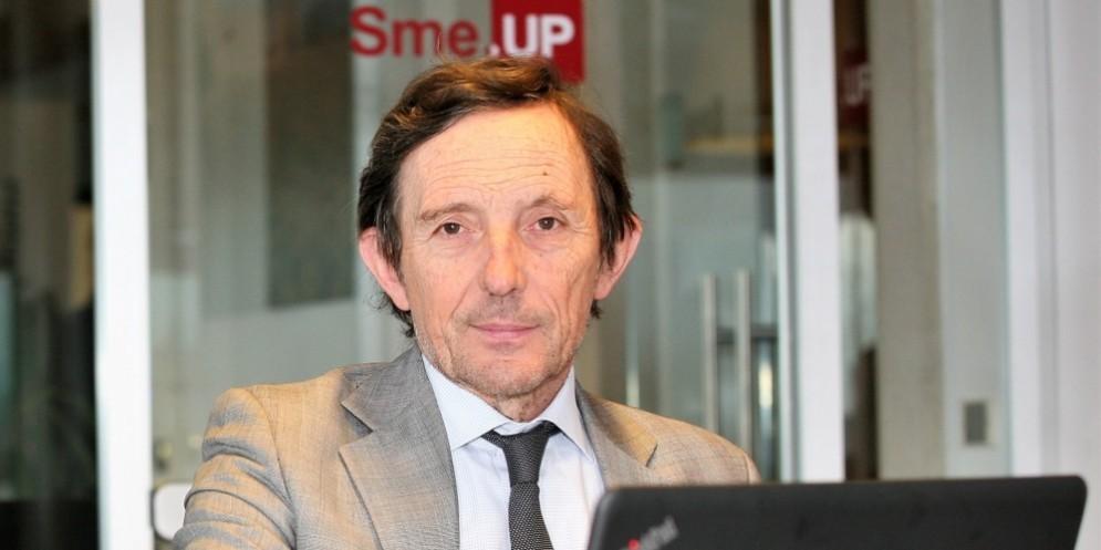 Silvano Lancini, Presidente del Gruppo Sme UP