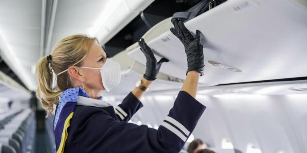 Trasporto aereo: le tecnologie per volare in sicurezza nel post Covid-19