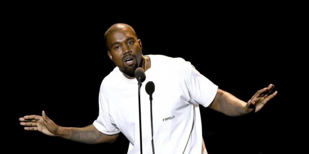 Il rapper Kanye West