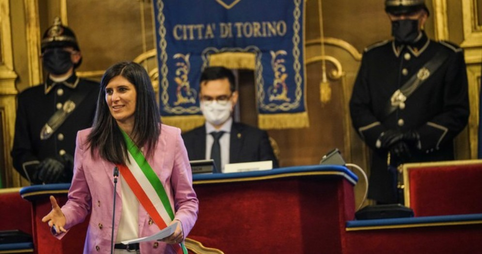 Il Sindaco di Torino, Chiara Appendino