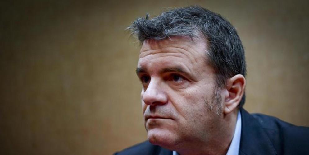 Gian Marco Centinaio, ex capogruppo della Lega ed ex ministro delle Politiche agricole
