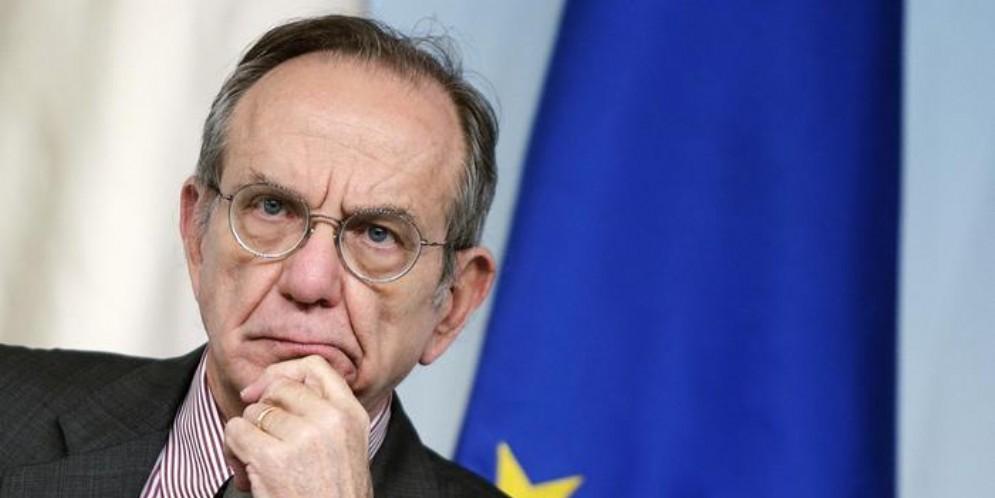 L'ex Ministro e Deputato del PD, Piercarlo Padoan