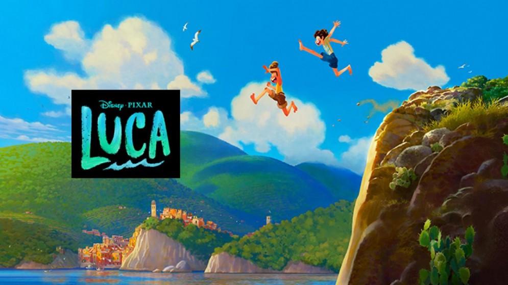 Il nuovo film animato di Pixar è italiano e si chiama «Luca»