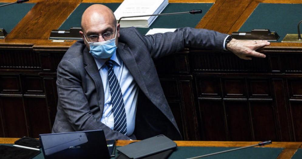 Il viceministro dell'economia, Antonio Misiani