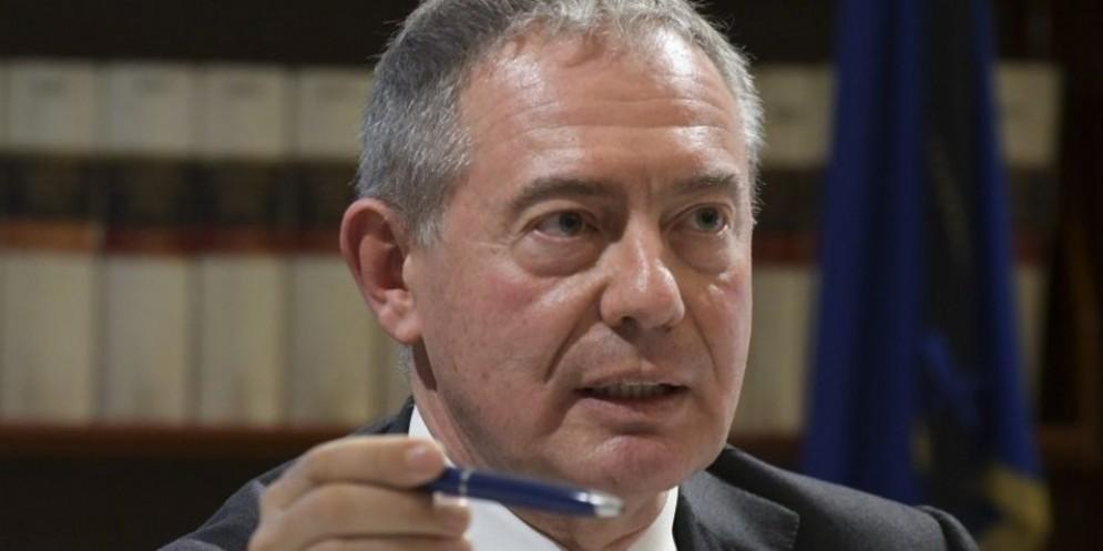 Adolfo Urso, Senatore di Fratelli d'Italia