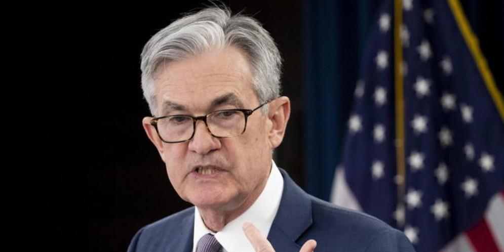 Jerome Powell, Presidente della Federal Reserve
