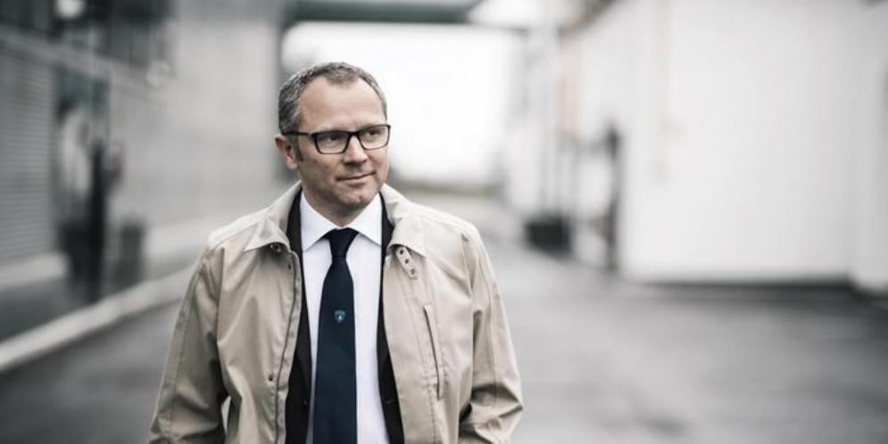 Stefano Domenicali, ex team principal della Ferrari ed attuale presidente della Lamborghini