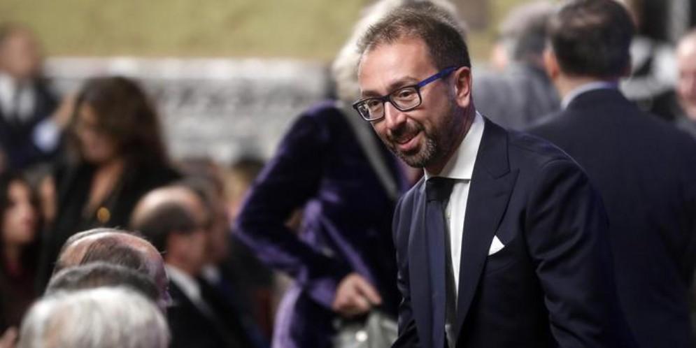 Il capodelegazione 5 Stelle al Governo, Alfonso Bonafede