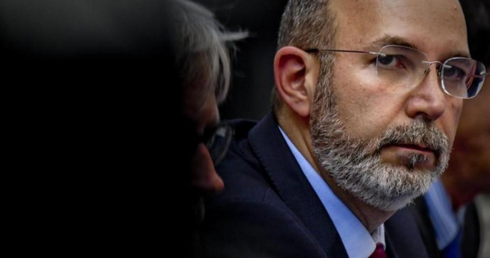 Il capo politico del MoVimento 5 Stelle, Vito Crimi
