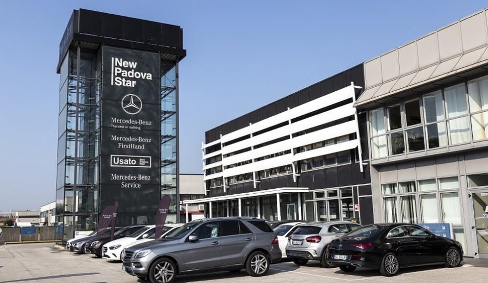 Concessionaria Mercedes-Benz New PadovaStar