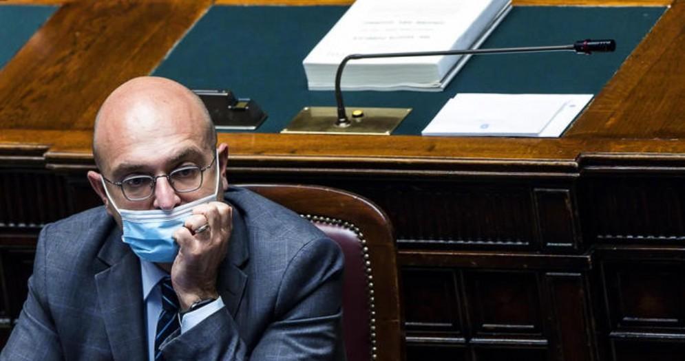 Antonio Misiani, viceministro dell'Economia