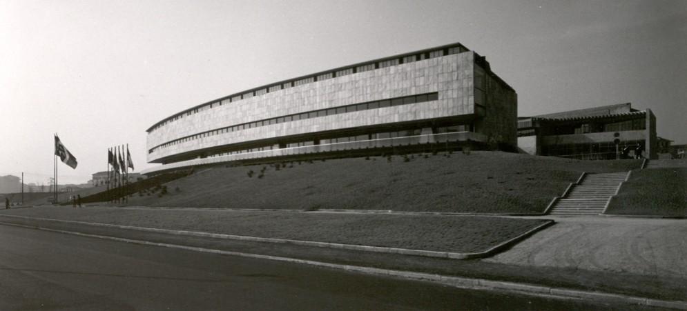 ll MAUTO, Museo Nazionale dell'Automobile, celebra i 60 anni della sede di Corso Unità d'Italia a Torino