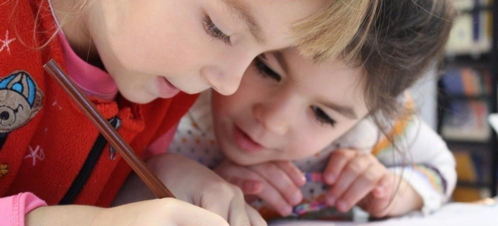 Bambini, generazione alpha