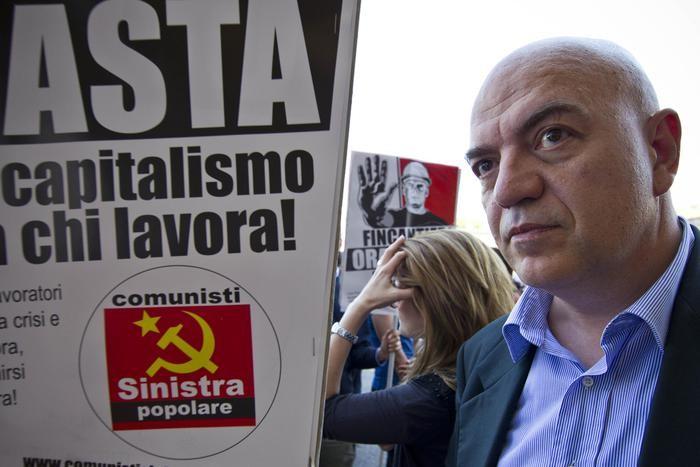 Marco Rizzo, Segretario del Partito Comunista