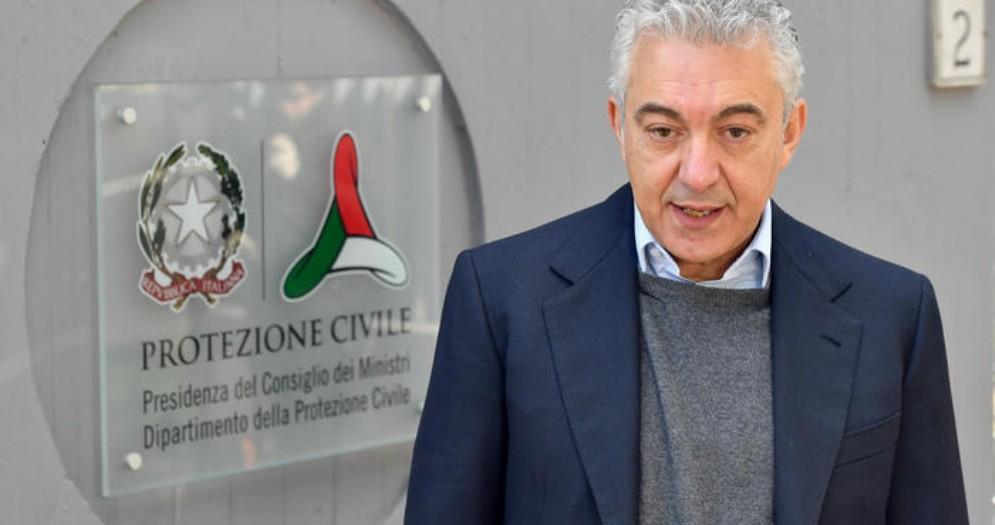 Domenico ARCURI, Commissario per l'emergenza Coronavirus
