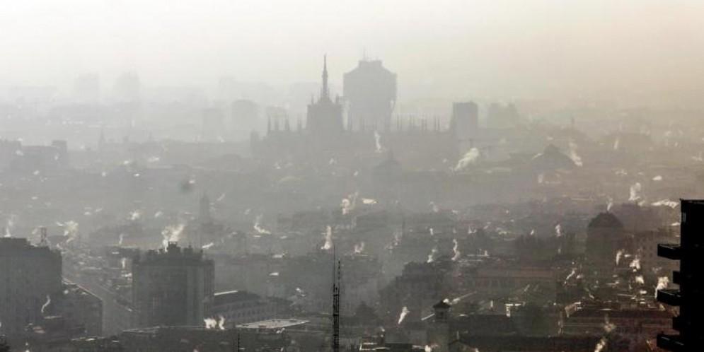Inquinamento atmosferico, Italia ai primi posti fra gli Stati europei per morti premature