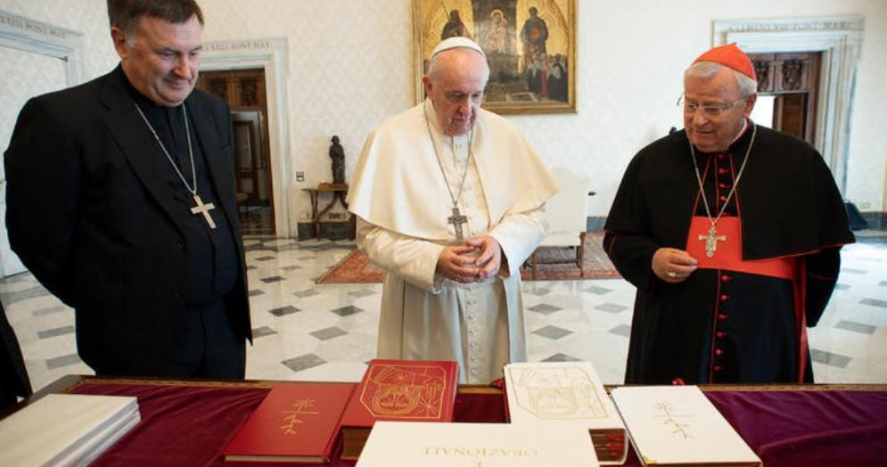 «Il nuovo messale è un testo normativo per la Chiesa»