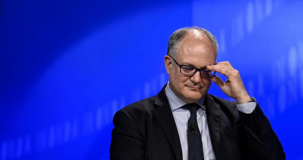 Roberto GUALTIERI, Ministro dell'Economia
