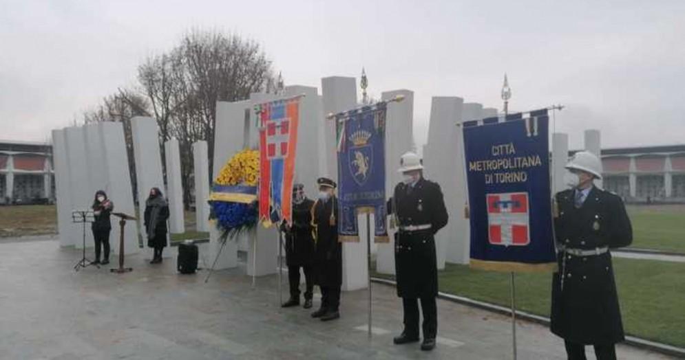 A 13 anni dall'incendio alla Thyssenkrupp la Città di Torino dedica alle vittime un memoriale