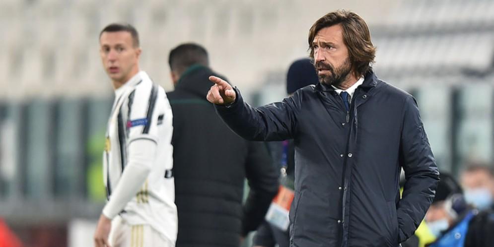 Andrea PIRLO, allenatore della Juventus
