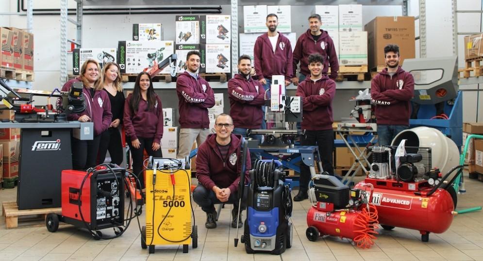Macchinato team