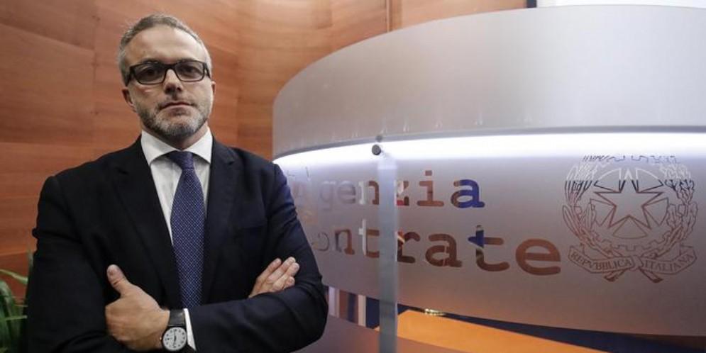 Ernesto Maria Ruffini, Direttore Generale dell'Agenzia delle Entrate