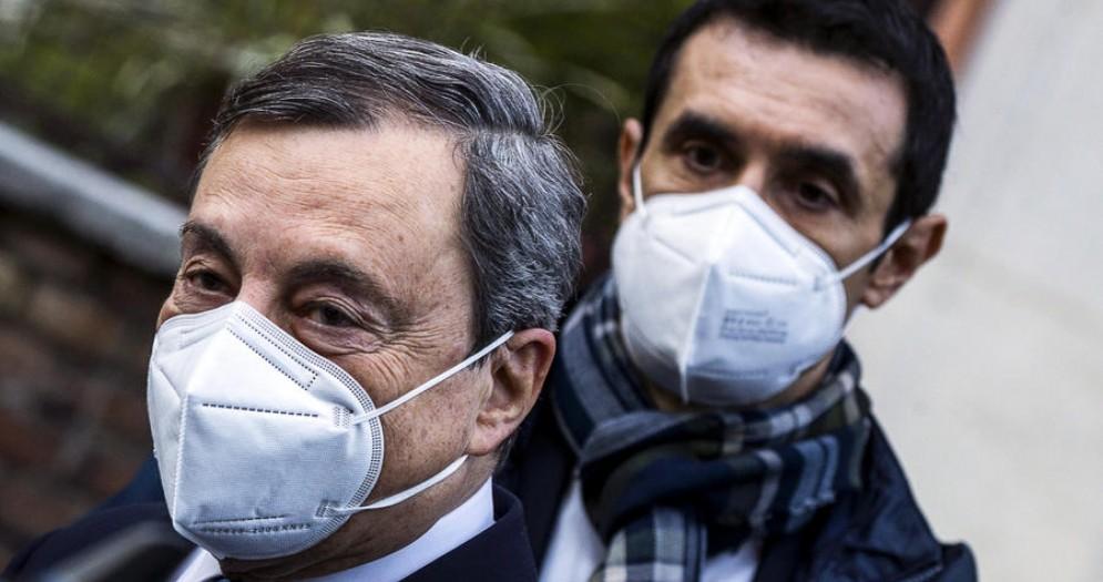 Il Premier incaricato, Mario Draghi