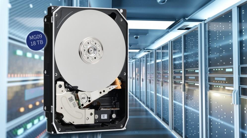 Hard disk Toshiba MG09