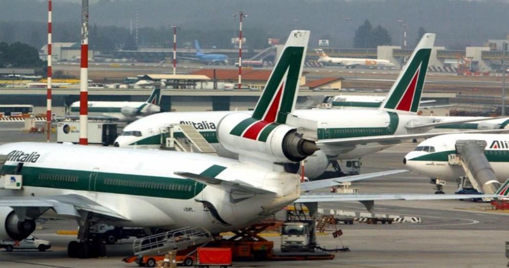 Aeromobili Alitalia