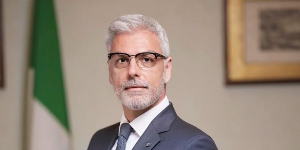 Il Deputato di Fratelli d'Italia, Federico Mollicone