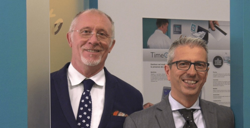 Ernesto Medeghini, Presidente Progetto 6 e Damiano Pasquali