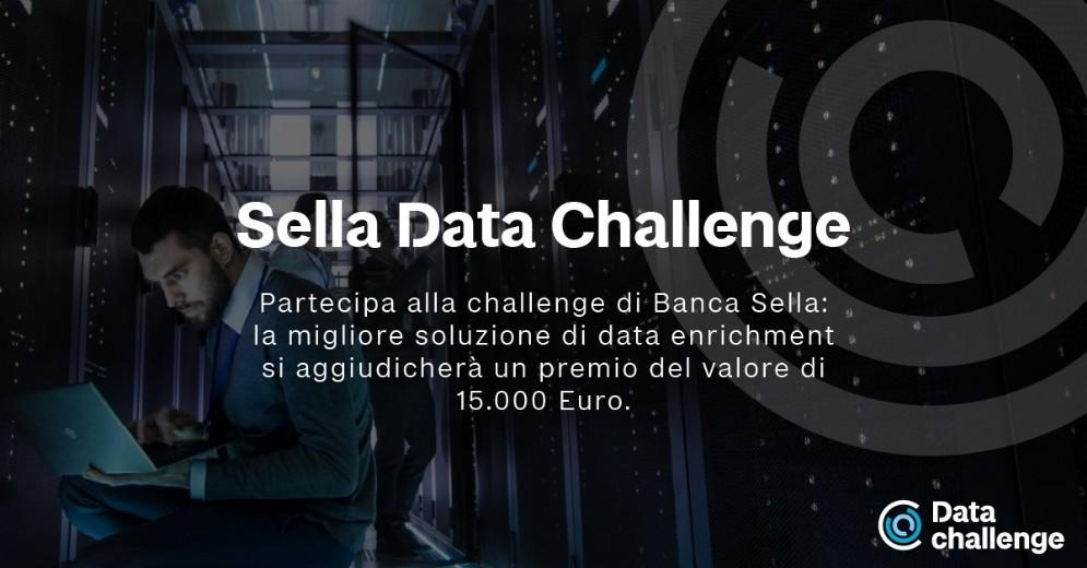 Sella Data Challenge, selezionate le 8 startup e scale up. Doris Messina: «Parole chiavi sono contaminazione e collaborazione»