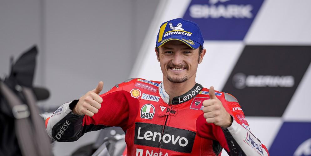 Jack Miller vince il GP di Francia di MotoGP