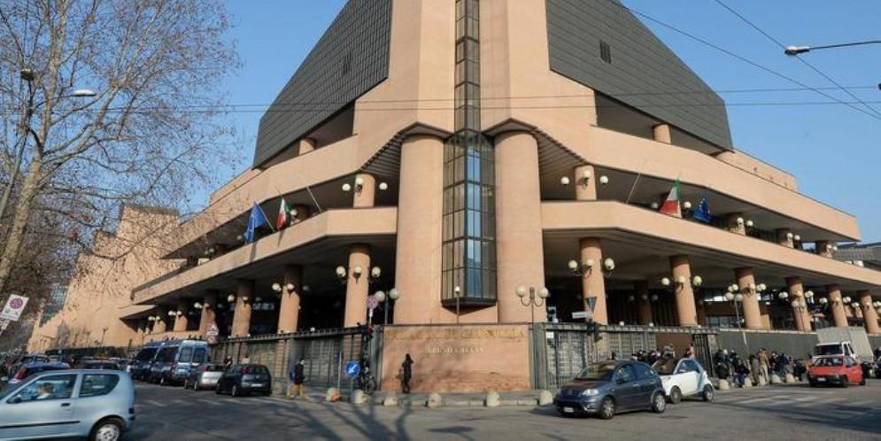 Ingresso del Tribunale di Torino