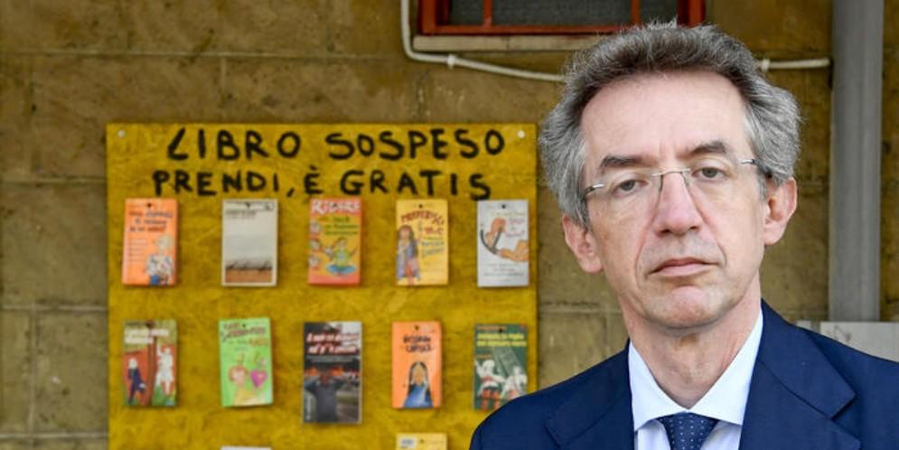 Gaetano Manfredi sarà candidato sindaco di Napoli della coalizione formata da Pd, M5s e Leu