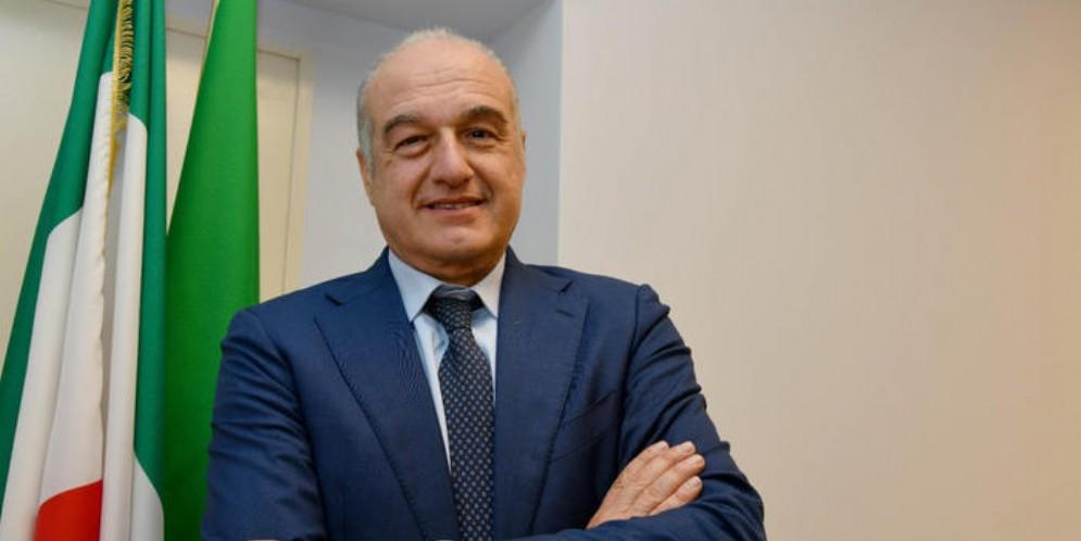 Enrico Michetti, candidato sindaco di Roma per il centrodestra