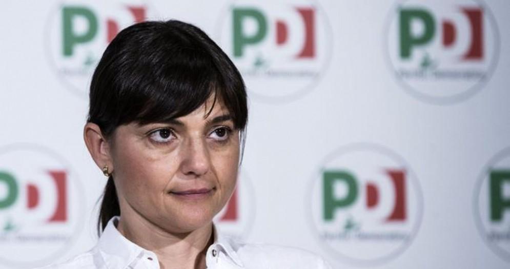 Debora Serracchiani, capogruppo del PD alla Camera